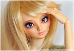 MNF Shushu for Locutus (Eludys) Tags: doll bjd fairyland msd mnf shushu faceup minifee eludys