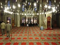 Masjid Laleli, Istanbul (portable_soul) Tags: muslim islam pray praying mosque allah moslem shalat musholla baitullah
