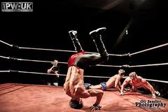 Ricochet & AR Fox vs Marty Scurll & Zack Sabre Jr (Oli Sandler) Tags: storm dj ar wrestling drew jr hyde sabre fox jonny zack marty ricochet broxbourne czw gulak ipwuk scurll
