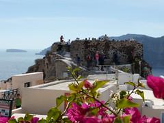 Village Of Oia (Cruise Dog) Tags: cruise santorini royalcaribbean rcl