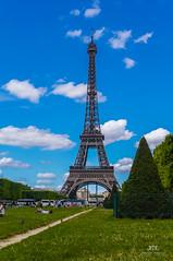 Eiffel Tower, Paris (France)
