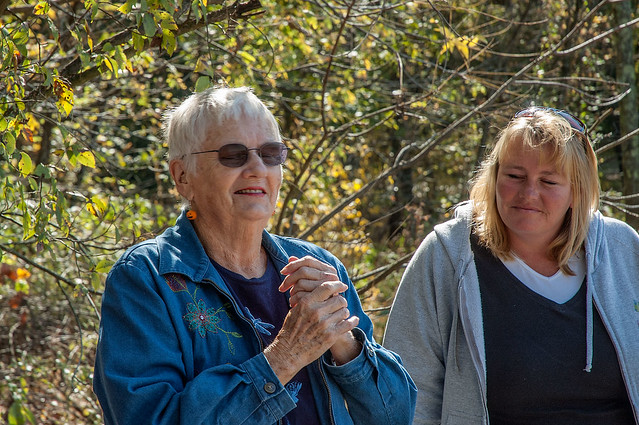 Endwright Center - Fall Colors Ecotour - Stillwater Marsh - October 18, 2013