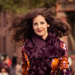 Wella (Simon Neutert) Tags: show light urban simon fashion hair model wind event curly lipstick mainz catwalk available haare modenschau curles lippenstift focuspocus colorlovor neutert simonneutert