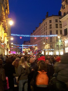 Lyon, Fête des Lumières 2007