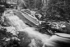 Waterfall (ssgmacdawg12345) Tags: winter snow college nature paul nikon shane adirondacks smiths garlock d3100