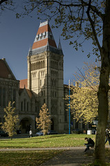 University of Manchester (JEFF CARR IMAGES) Tags: cityscapes greatermanchester northwestengland