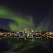 2013 11 12 Aurora Surrealis over Frankfurt