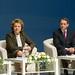 Председатель Совета Федерации Валентина Матвиенко и Председатель Государственной Думы Сергей Нарышкин