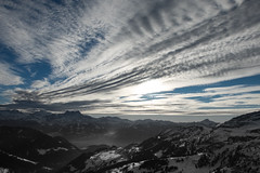 Mont d'Or (<<<...Buddhamountain...) Tags: ski nw mountaineering couloir montdor leysin tourin buddhamountain