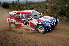 1993 Ford Escort Cosworth - Kurosh and Gunda Jahromi