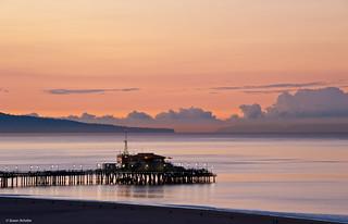 Sunrise, Santa Monica Bay