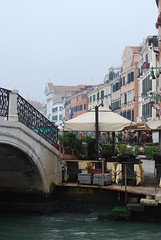 Across the bridge ..... (Halliwell_Michael ## Thanks you for your visits #) Tags: venice italy architecture buildings perspective bridges canals 2013 nikond40x