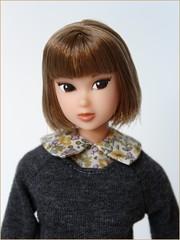 Vivian (yoshi_lapoo) Tags: face cool doll vivian ccs sekiguchi momoko blackandbrown petworks aeyou