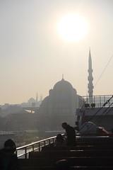 Haliç Girişinden Yeni Cami
