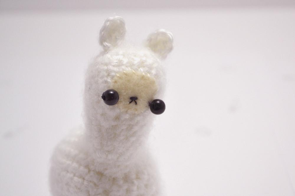 Amigurumi Alpaca : The Worlds Best Photos of amigurumi and llama - Flickr ...