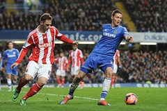 Match  13/14 - Stoke City (FA Cup) (Chelsea Football Club) Tags: london unitedkingdom fulllength