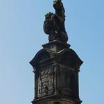 Croix de marché (1588), Culross, Fife, Ecosse, Grande-Bretagne, Royaume-Uni. thumbnail