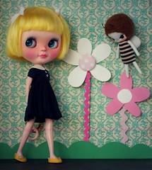 A Doll A Day. Mar 10. Bzzzz.
