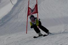 Margaux (La Pom ) Tags: ski competition coeur stade slalom combloux fleche creve descente megve jaillet rodhos