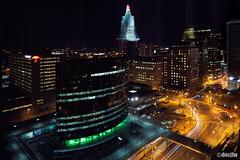 Hartford At Night (docjfw) Tags: longexposure nightphotography food phoenix cuisine cityscape ct spirits hartford d800 citylight on20 nikkor2470mm medmen ctsciencecenter