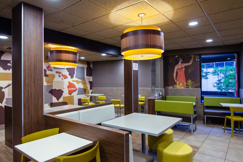 The world 39 s most recently posted photos by mcdonaldscorp for Mcdonalds exterior design