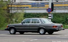 Mercedes W116 280SE 1977 (XBXG) Tags: auto old classic netherlands car amsterdam vintage germany deutschland mercedes benz se automobile nederland voiture german mercedesbenz 1977 paysbas mb deutsch ancienne 280 280se allemande w116 mercedesw116 29yb32