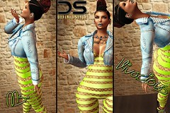 What's Your Name? (Ms. Vivacious) Tags: posepack deadlycouture shewhodares fifriday lyfeofstyle coldambitionz definedstyle phwoarcouture
