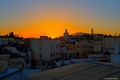 Marocco, Sunset on Fes (Andrea. Moro) Tags: sunset morocco fez marocco fes feselbali