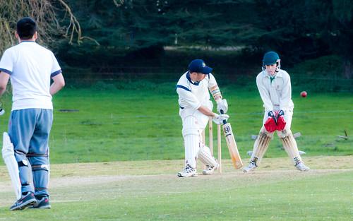 Preseason friendly vs Old Warden - 19/04/2014
