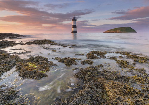 'Ebbs And Flows' - Penmon, Anglesey by Kristofer Williams, on Flickr