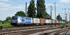 193 842 Bremen 10.06.2015 (hansvogel51) Tags: train germany private deutschland siemens eisenbahn trains bremen eisenbahnen vectron eloks boxxpress x4e br193