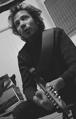 Rafo Grin - Presentación de su Primer disco