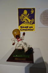 keep on crossin' (bilateral) Tags: poster sandiego politics border robertcrumb centroculturaldelaraza