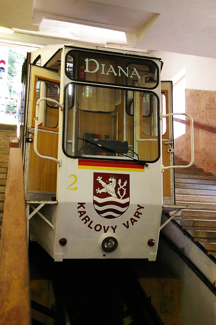 黛安娜纜車