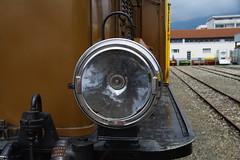 IMGP7798 (Alvier) Tags: schweiz graubünden rhb rhätischebahn landquart hauptwerkstätte tagderoffenentür triebfahrzeuge lokomotiven taufe triebzüge
