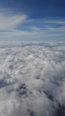 Above the clouds (k00k00kachoo) Tags: belize central america adventure explore wanderlust optoutside horizon landscape clouds sky skyporn plane vacation