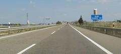 A-23-24 (European Roads) Tags: a23 autovía zaragoza zuera huesca españa aragón spain motorway