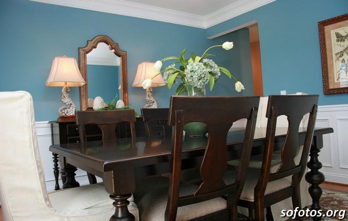 Salas de jantar decoradas (51)