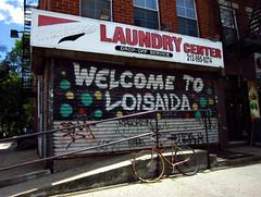 Welcome to Loisaida (Goggla) Tags: street new york nyc streetart art festival graffiti village east storefront laundromat loisaida
