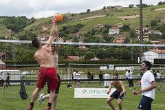 """2013-06-09 - CHAVANAY - tournoi volley - attaque - DSC_5508 • <a style=""""font-size:0.8em;"""" href=""""http://www.flickr.com/photos/73138179@N06/9009709326/"""" target=""""_blank"""">View on Flickr</a>"""