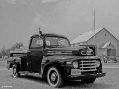 Crazy about Mercury (gabi-h) Tags: ontario rural truck vintage princeedwardcounty gabih quinteflywheels