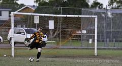 Young_CSY_7983 (youngie11) Tags: pen football aa12 gladesvillehornsbyfootballassociation eppingeastwoodfootballclub eewfc eppingeastwood eppingeastwoodtigers season2013 allage12 pennanthillsfootballclub