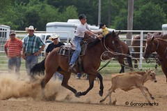 DSC03845a (Garagewerks) Tags: horse oklahoma sport race america cowboy child country barrel american rodeo cowgirl countryliving barrelracing barrelrace