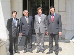 Formalização das coligações junto do Tribunal Constitucional