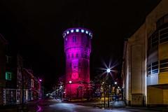 The watertower ( Turnhout - Belgium) (vale0065) Tags: longexposure light licht watertower watertoren turnhout langesluitertijd