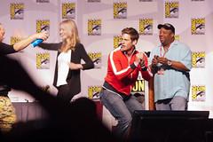 Comic-Con 2010 (scbaker) Tags: san sandiego ryan diego yvonne levi chuck zachary comiccon 2010 zacharylevi mcpartlin yvonnestrahovski ryanmcpartlin strahovski comiccon2010