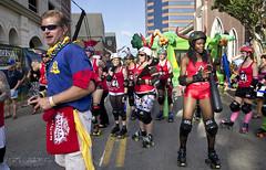 Rolling of the Bulls 2013 Hampton Virginia Va. dominion derby girls (cyclo900) Tags: girls canon virginia bulls va hampton derby rolling dominion 2013 60d