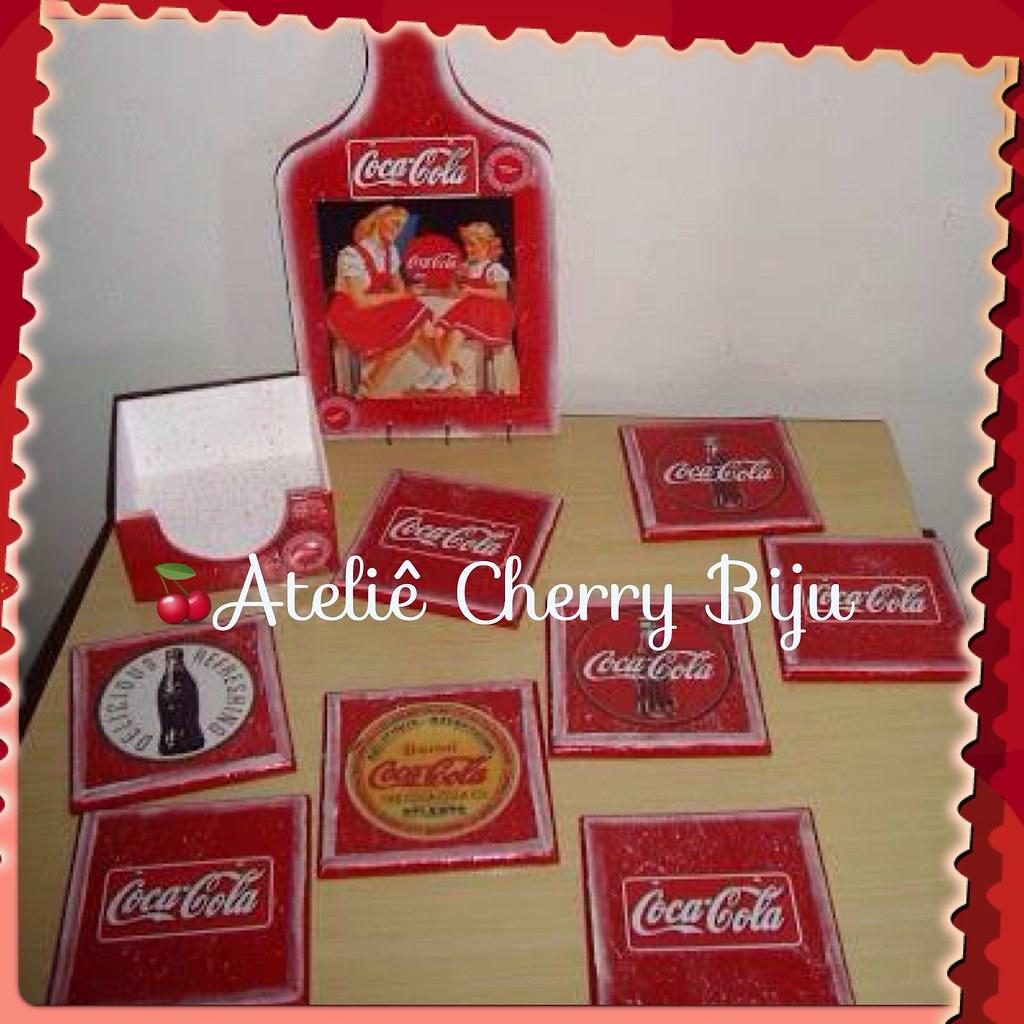 Biju (ateliecherrybiju) Tags: artesanato biscuit reciclagem madeira  #B31821 1024x1024