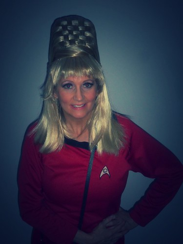 Yeoman Janice Rand A Photo On Flickriver