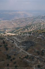 Umm Qeis/ Gadara (APAAME) Tags: archaeology ancienthistory middleeast airphoto aerialphotography aerialarchaeology